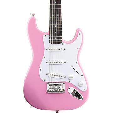Squier Mini Strat Electric Guitar Pink