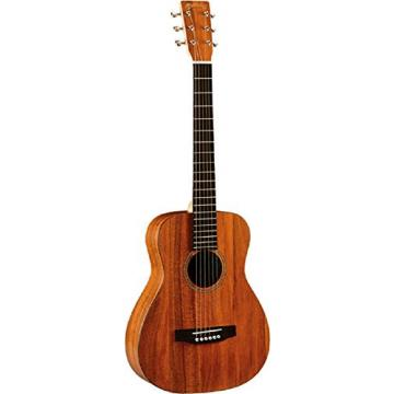 Martin LXK2 Little Martin Koa Pattern HPL Top with Padded Gigbag