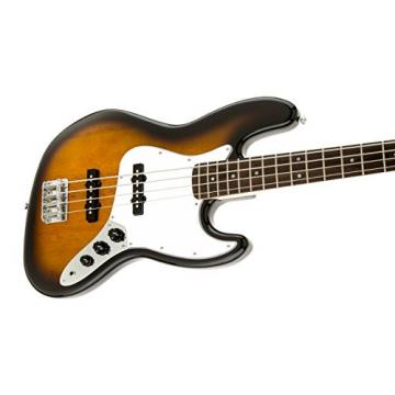 Fender Squier J Beginner Bass Guitar Pack - Sunburst