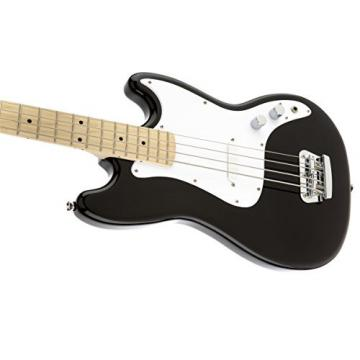 Squier by Fender Bronco Bass, Black