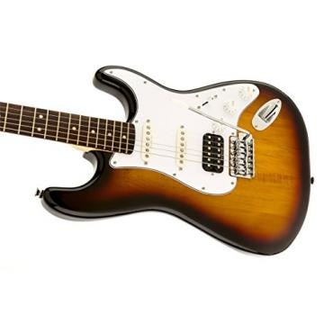 Squier by Fender Vintage Modified Stratocaster Electric Guitar HSS - 3-Color Sunburst - Rosewood Fingerboard
