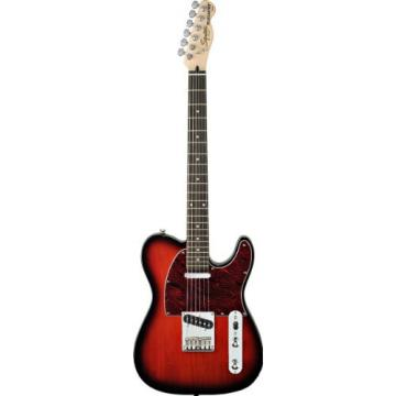 Squier by Fender Standard Telecaster, Rosewood Fretboard with Gear Guardian Extended Warranty - Antique Burst