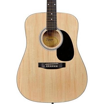 Fender Squier by Fender Dreadnought Acoustic Gutiar - Natural