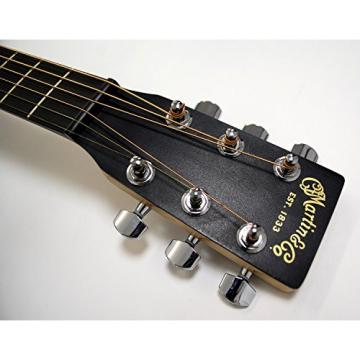 Martin LX Little Martin Acoustic Guitar (Black)