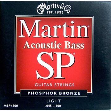 Martin MSP-4800 SP-92/8 Acoustic Bass Strings, Light