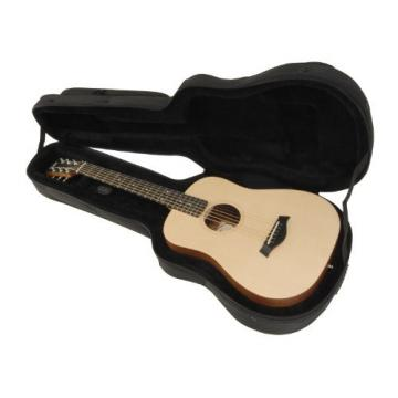 SKB Baby Taylor/Martin LX Soft Case with EPS Foam Interior/Nylon Exterior, Back Straps