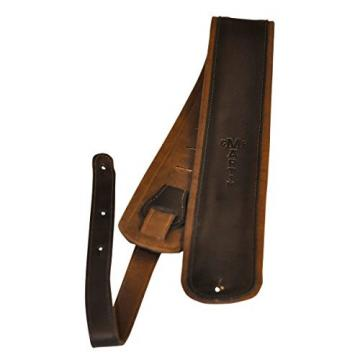 Martin Glove Leather Guitar Strap Black
