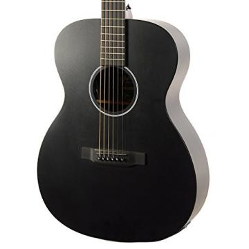 Martin OMXAE Black Acoustic-Electric Guitar