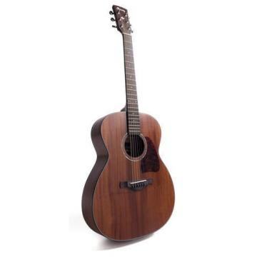 Ibanez AC240OPN Artwood Series Grand Concert Acoustic Guitar Natural Open Pore With Case, Mini Stand, Tuner, Pegwinders, and Polishing Cloth