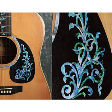 Inlay Sticker Decals for Guitar Bass - L&R Set Vintage Vine -Mix