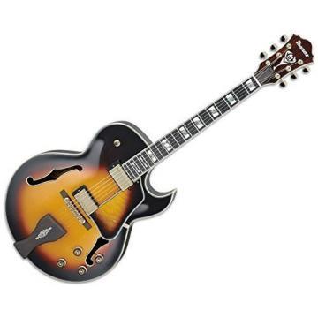 Ibanez LGB30 Vintage 6-String Electric Guitar - Yellow Sunburst -B-Stock