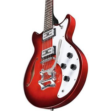 Ibanez Artcore AMF73TSRD Semi-Hollow Body Electric Guitar w/Effin Tuner & More