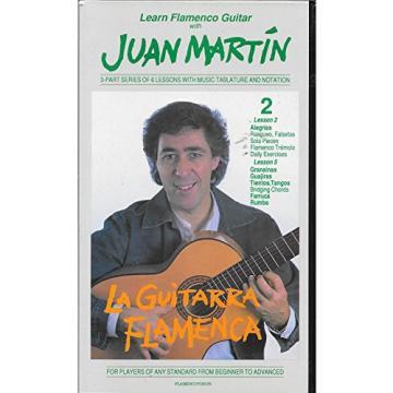 Learn Flamenco Guitar 2-by Juan Martin
