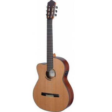 Angel Lopez ERE-CFI S LH Eresma Series Left Handed, Acoustic-Electric Classical Guitar