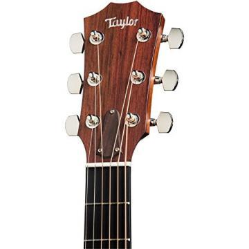 Taylor 300 Series 324ce-LH Grand Auditorium Left-Handed Acoustic-Electric Guitar