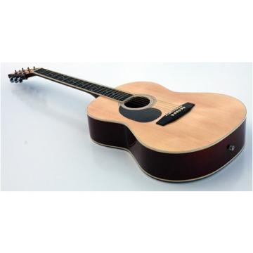 NEW QUALITY LEFTY STUDENT ACOUSTIC GUITAR LEFT HANDED