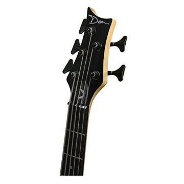 Dean Edge 09 Bass, 5 String, Classic Black