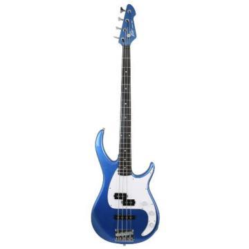 Peavey MILESTONEGULFCOA Milestone Bass Guitar, Gulf Coast Blue