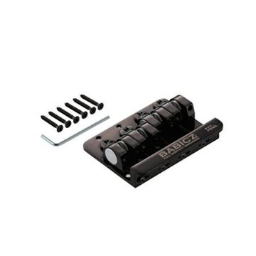 Babicz Full Contact Hardware 4-String Bass Bridge - Black