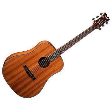 Dean Guitars AXS Parlor Mahogany 6-String Acoustic Guitar - Satin Natural