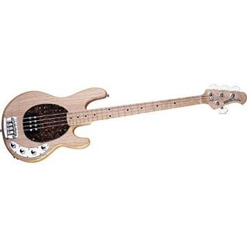 Ernie Ball Music Man StingRay 4-String Electric Bass Guitar Vintage Sunburst Rosewood Fretboard