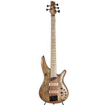 Ibanez SR5SMLTD Natural Flat 5-string Electric Bass w/ Gigbag