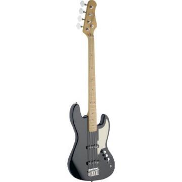 "Stagg SBJ-50 BK Custom ""J"" Style Bass Guitar - Black"