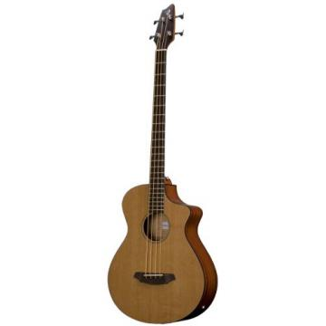 Breedlove Atlas Solo BJ350/CM4 Acoustic Electric Bass
