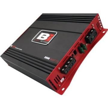 Bass Inferno Bi3000d 3,000-watt Black Edition Series Class D Amp