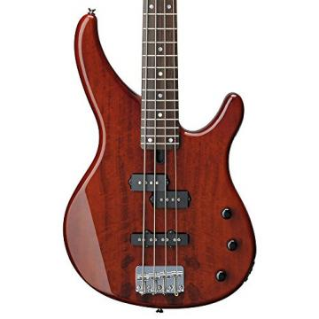 Yamaha TRBX174EW RTB 4-String Bass Guitar Pack