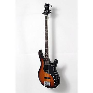 PRS SE Kestrel Electric Bass Guitar Level 2 Tri-Color Sunburst 190839070999