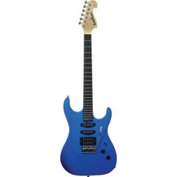 Washburn X Series Electric Guitar (Blue)