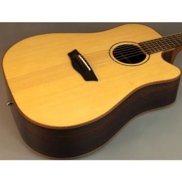 New Washburn Timber Ridge Wd250swce All Solid Acoustic Electric Guitar
