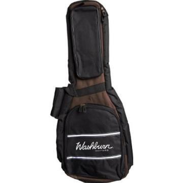 Oscar Schmidt by Washburn GB1 Padded Gig Bag for 1/2 Size Acoustic Guitars