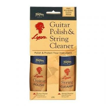 Lyon by Washburn Guitar Polish and Care Kit