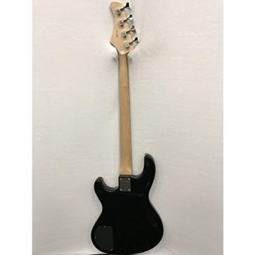 Fernandes Retrospect 4 X Bass Guitar - Black
