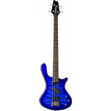 Washburn Taurus Series T14QTBL Electric Bass