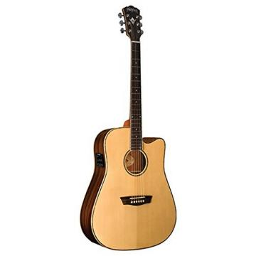Washburn WD25 Series WD25SCE Acoustic Electric Guitar