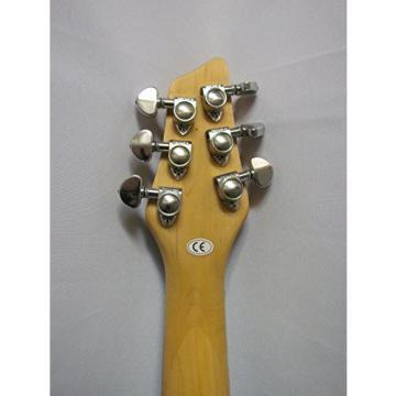 Washburn Maverick BT-2 Black Electric Guitar