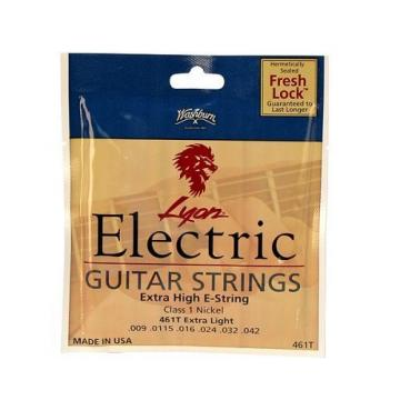 Washburn 461T Electric Strings extra high e-string - Extra light