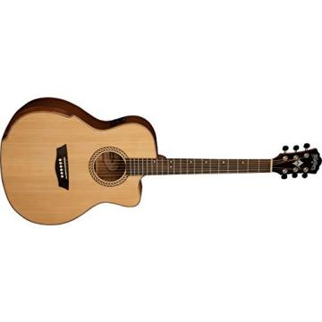 Washburn WCG15CE Comfort Series Acoustic - Electric Guitar