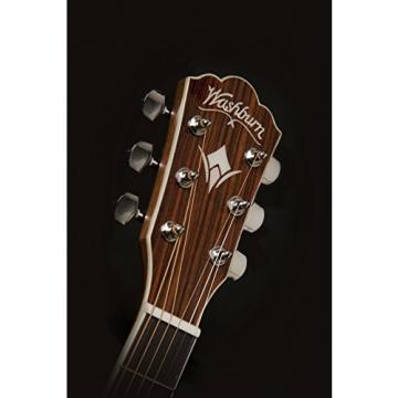 Washburn WD20 Series WD20SCE Acoustic Electric Guitar