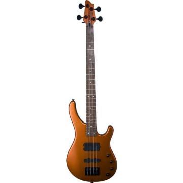 Washburn Signature Series Stu Hamm (USA) SHBH3TNG Electric Bass, The Hammer, Matte Tangerine
