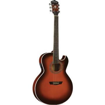 Wahsburn Festival Series EA14ATB Acoustic Guitar