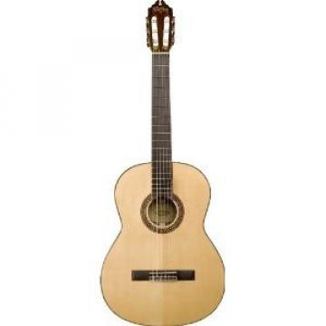 Washburn Solid Wood Series WC750SWCE Classical Acoustic Electric Guitar, Natural