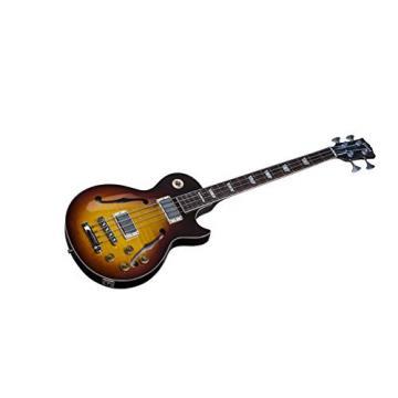 Gibson Memphis BALP16FDNH1 4-String Bass Guitar, Faded Darkburst