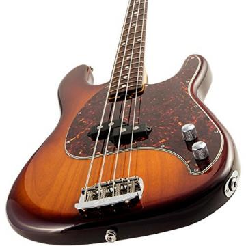 Ernie Ball Music Man 123-TB-20-03 Cutlass Bass Heritage Tobacco Rosewood Fretboard