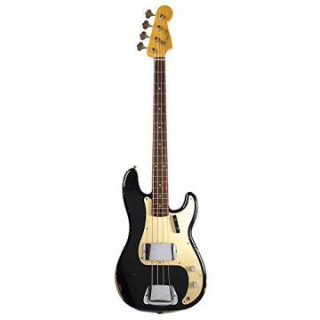 Fender Custom Shop 1959 Precision Bass Relic RW Aged Black