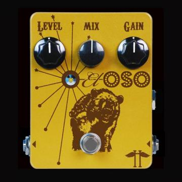 Heavy Electronics El Oso Bass Distortion