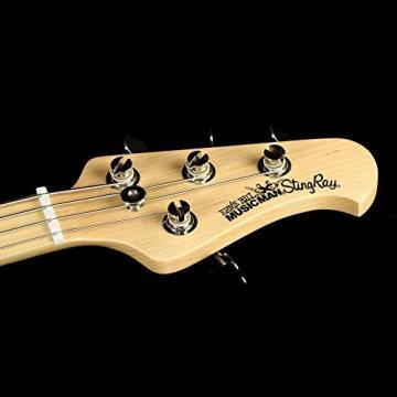 Ernie Ball Music Man StingRay 4 H 3-EQ - Powder Blue, Rosewood Fingerboard